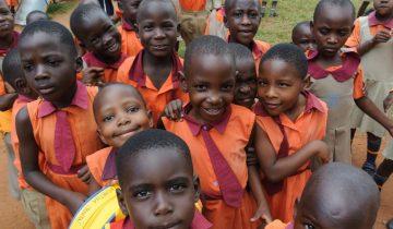 Donation to Sure Prospectus Primary School