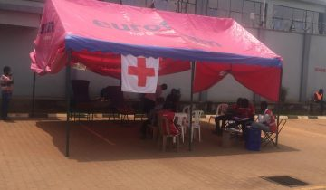 Ugandan blood bank receives boost from Eurofoam