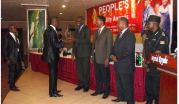 People's Choice Quality Award May 2010
